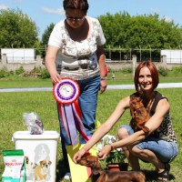 FORMULA USPEHA COLIBRI - J.КЧК, Best Junior, BOB 1-Best in Show Junior