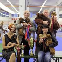 EUROPEAN DOG SHOW – 2010