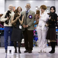INTERNATIONAL DOG SHOW CACIB FCI EURASIA 2011-1
