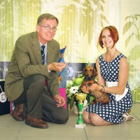 Formuula Uspeha Colibri - Club Champion, BOB, 1-Best in Show, 1-Best of the Best !
