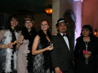 Eukanuba World Challenge Gala Dinner.Hollywood 20's style!