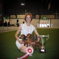 Formula Uspeha Best Kennel Breed,(final 10 Best Kennel WDS)