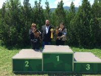 Formula Uspeha Feya Mirage - CAC, CACIB, BOB, 1-Best in Group, 1-Best in Show!!!