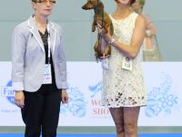 Formula Uspeha Tequila - Best Junior female (NDS) and excellent (WDS)