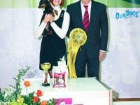 Formula Uspeha Vivat Victoria -1-BEST IN SHOW WORKING DOG!