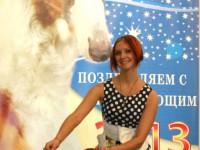 Zvezda Kovaleni Femida (zwerg langhaar) - Best Female, BOB!!