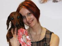 "Moscow. International Dog Show ""Eurasia"" -2012 - 1"
