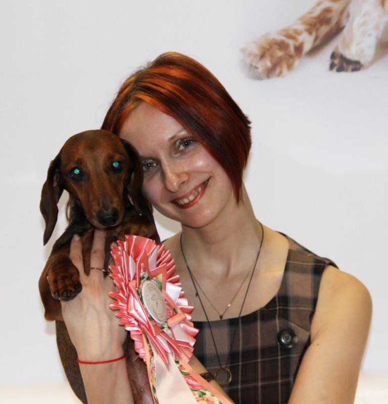 "Moscow. International Dog Show ""Eurasia"" -2012 - 1"