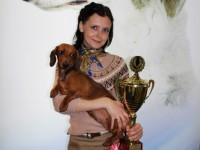 Полина Хапаева