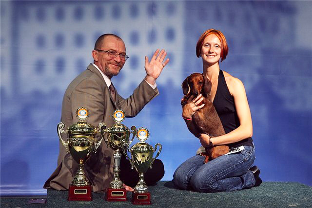 WORLD DOG SHOW-2009