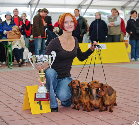 FORMULA USPEHA WUT BEST KENNEL-2009