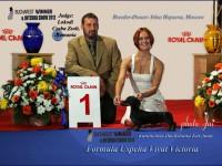 Formula Usprha Vivat Victoria - European Winner-2012