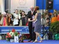 Formula Uspeha Colibri - CAC, CACIB, CH RKF, CH Eurasia, BOB, Res.Best in Group