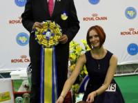 Formula Uspeha Colibri - CAC, CACIB, BOB, 1-Best in Group, 1-Best in Show!!!!