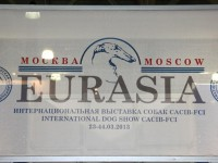 "23-24.03.13. Moscow. International Dog Show ""Eurasia"""