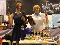 05.05.13. Russia. Samara. International Dog Show.