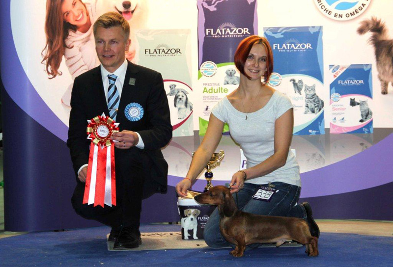 Formula Uspeha Big Bang - Club Winner, BOB, 1-Best in Show