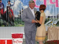 Formula Uspeha Cleopatra - CAC, CACIB, BOB, 1-Best in Group, 1-Best in Show