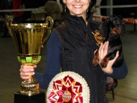 Formula Uspeha Vivat Victoria - CAC, BOB, 1-Best in Group, 1-Best in Show!!!