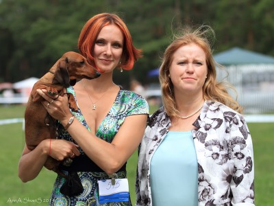Formula Uspeha Colibri (KS) - CAC, CACIB, BOB, 3-Best hunting dog in show