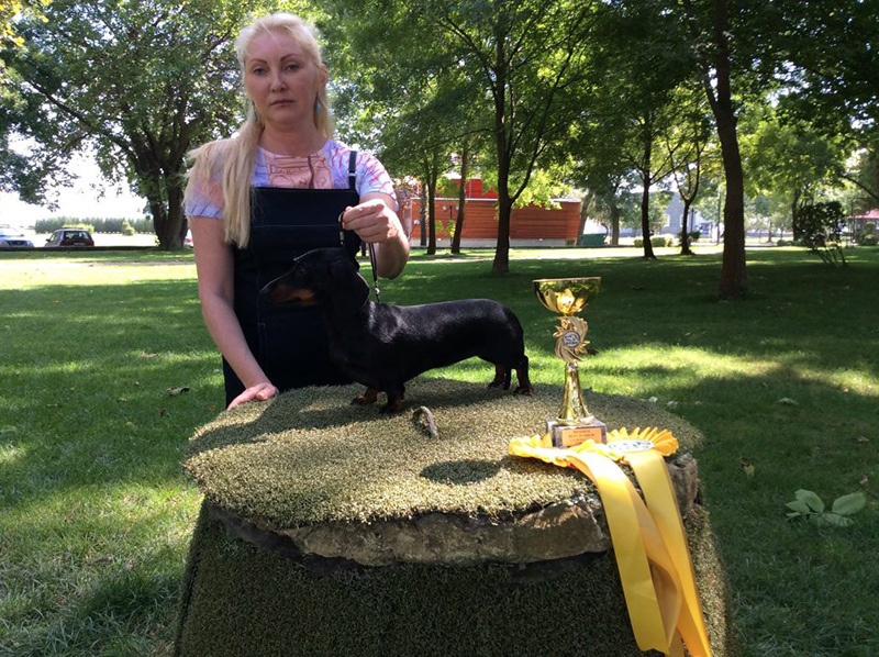 Formula Uspeha Cleopatra - CAC,CACIB,BOB, 1-Best in Group, Res.Best in Show