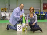 Formula Uspeha Cleopatra (KS) – CAC, BOB, 3-Best in Group