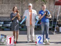 Formula Uspeha Raketa - JCW, Best Junior, BOB, 1-Best in Show Junior, 1-Best in Show adult!!!