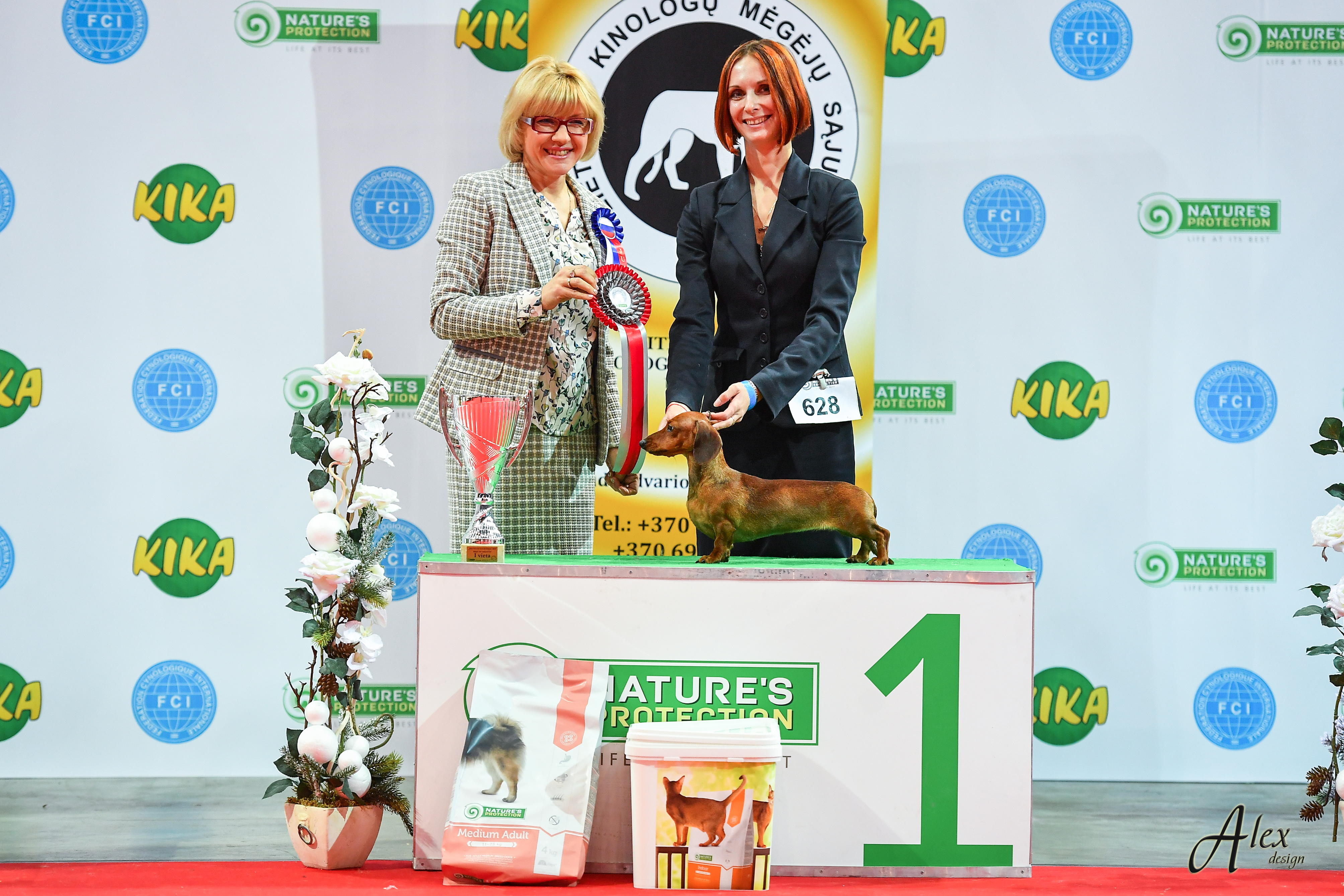 Formula Uspeha Raketa – CAC, CACIB, BOB, CH LIT, 1-Best in Group, 4-Best in Show!!!