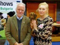 Formula Uspeha Solera Reserva - CAC, CACIB, BOB, Best in Group! NEW CHAMPION of BULGARIA