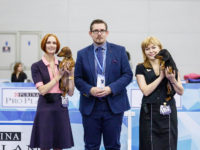 Formula Uspeha Raketa (16 months) – CAC, CACIB, CH RKF, BOB, 1-Best in Group!!!