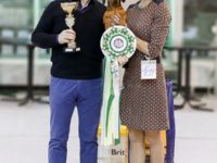 """26.11.16. Russia. Moscow. National Dog Show """"Fortuna"""" - Formula Uspeha Top Gear - CAC, BOB, 1-Best in Group, 1-BEST IN SHOW!!!"""