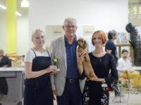 "Moscow. National dog show ""Atlantida""."