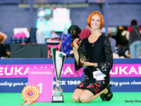 Formula Uspeha Jemzhujina (ks) - World Junior Winner 2018, 1-BEST IN GROUP JUNIOR, 4-BEST IN SHOW JUNIOR!!!